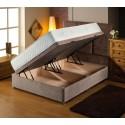 Silk 1000 Side Lift Ottoman Bed Set