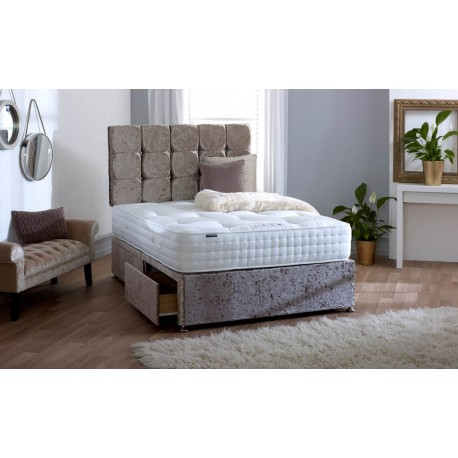 Egyptian Cotton 1500 Divan Set