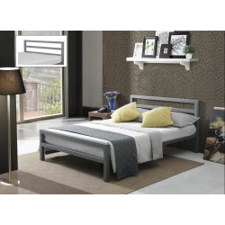 City Block Metal Bed Frame
