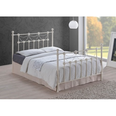 Omero Metal Bed Frame