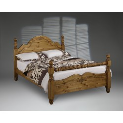 Middleham Wooden Bed Frame