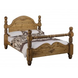 Imperial Wooden Bed Frame