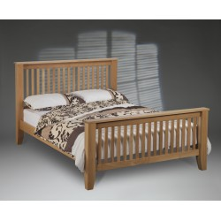 Bamburgh Wooden Bed Frame
