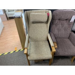 Breydon Fireside Chair (Ex-Display)