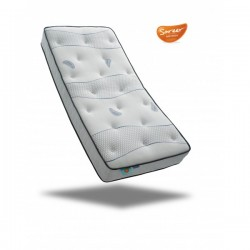 Cool Blue Pocket Memory Foam Matrah