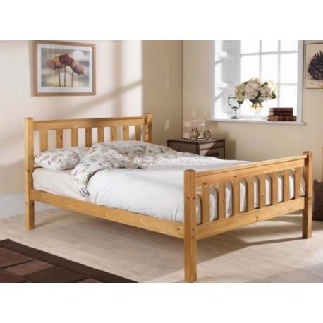 Shaker Wooden Bed Frame