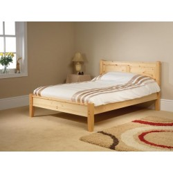 Cedar Wooden Bed Frame