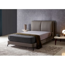 Adele Fabric Bed Frame
