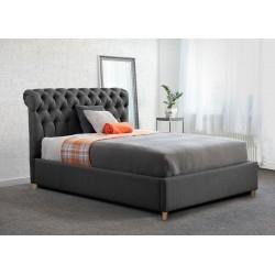 Porto Fabric Bed Frame