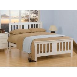 Gere Wooden Bed Frame