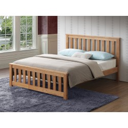 Gibson Wooden Bed Frame