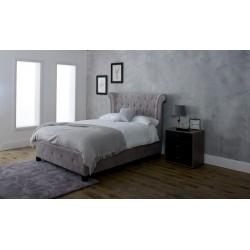 Epsilon Fabric Bed Frame