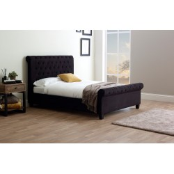 Orbit Fabric Bed Frame