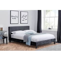 Berlin Fabric Bed Frame