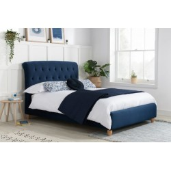 Brompton Fabric Bed Frame