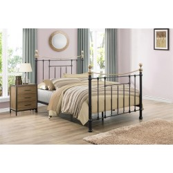 Bronte Metal Bed Frame